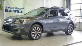 Used 2016 Subaru Outback LIMITED ** TECH GPS ** for sale in Blainville, QC