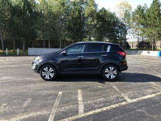 Used 2013 Kia Sportage EX FWD for sale in Cayuga, ON