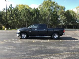 Used 2015 RAM 1500 SLT Diesel Crew 4X4 for sale in Cayuga, ON