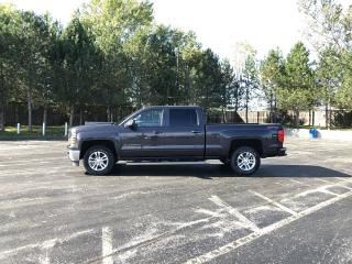 Used 2015 Chevrolet Silverado 1500 LT CREW CAB 4X4 for sale in Cayuga, ON