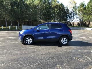 Used 2014 CHEV TRAX 1LT FWD for sale in Cayuga, ON
