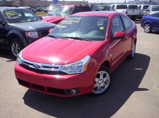 Used 2008 Ford Focus for sale in Lloydminster, AB