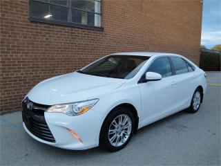 Used 2015 Toyota Camry LE for sale in Oakville, ON
