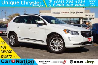 Used 2015 Volvo XC60 T5| BLUETOOTH| HEATED SEATS| PWR DRIVER SEAT for sale in Burlington, ON