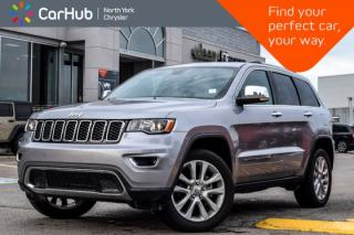 Used 2017 Jeep Grand Cherokee Limited AWD|Sunroof|Heat Seats|Bluetooth|Sat|Backup_Cam for sale in Thornhill, ON