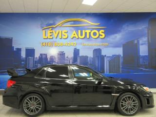 Used 2013 Subaru WRX STI Awd Sièges Ch. A/c for sale in Lévis, QC