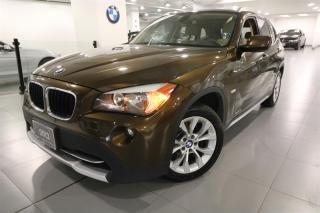 Used 2012 BMW X1 xDrive28i for sale in Newmarket, ON