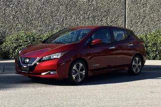 New 2019 Nissan Leaf SL for sale in Vancouver, BC