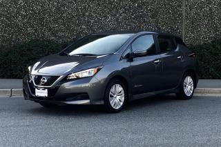 New 2019 Nissan Leaf S for sale in Vancouver, BC