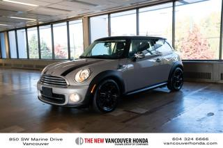 Used 2012 MINI Cooper Classic Baker Street Edition for sale in Vancouver, BC