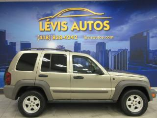 Used 2006 Jeep Liberty AWD for sale in Lévis, QC