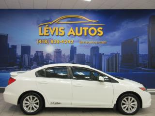 Used 2012 Honda Civic Ex A/c for sale in Lévis, QC