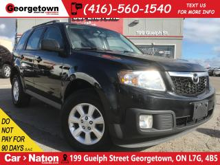 Used 2011 Mazda Tribute GX | 2.5L 4 CYLINDER | AUX IN | FOG LIGHTS | for sale in Georgetown, ON