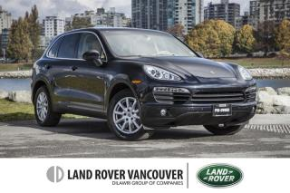 Used 2013 Porsche Cayenne Tip *Premium Package for sale in Vancouver, BC