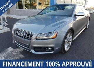 Used 2010 Audi S5 S5 COUPE for sale in Longueuil, QC