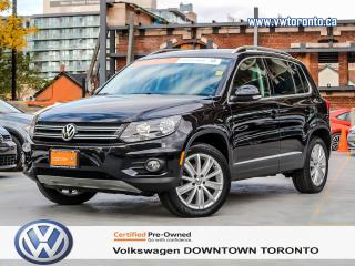 Used 2015 Volkswagen Tiguan for sale in Toronto, ON
