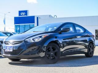 Used 2014 Hyundai Elantra GL for sale in London, ON