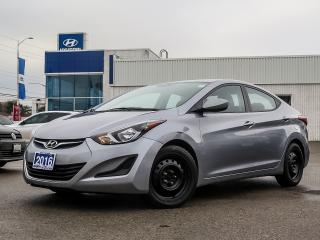 Used 2016 Hyundai Elantra GL for sale in London, ON