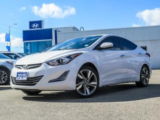 Used 2015 Hyundai Elantra Limited for sale in London, ON