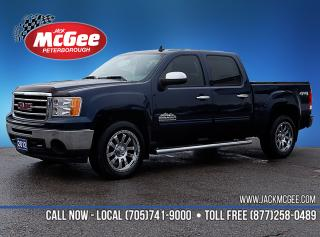 Used 2012 GMC Sierra 1500 SL 4.8L, Clth Bench, Cruise Ctrl, Locking Diff, HDT for sale in Peterborough, ON