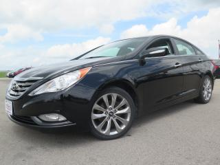 Used 2011 Hyundai Sonata LIMITED for sale in London, ON