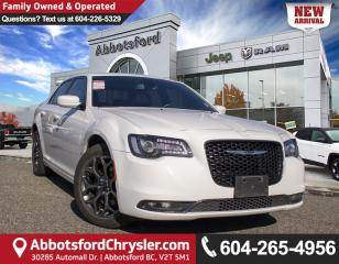 Used 2018 Chrysler 300 S *ACCIDENT FREE* *LOCALLY DRIVEN* for sale in Abbotsford, BC
