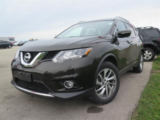 Used 2014 Nissan Rogue SLT 4WD for sale in London, ON
