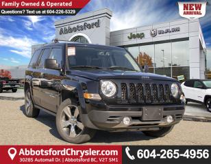 Used 2016 Jeep Patriot Sport/North *LOCALLY DRIVEN* for sale in Abbotsford, BC