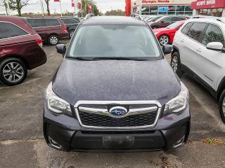 Used 2014 Subaru Forester 2.0 XT Limited for sale in Guelph, ON