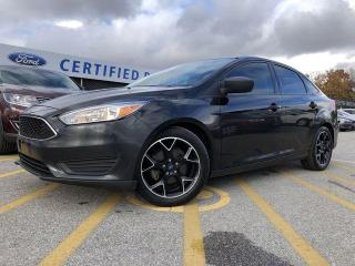 Used 2015 Ford Focus MANUAL TRANSMISSION|SOLAR TINTED GLASS|POWER MIRRORS for sale in Barrie, ON