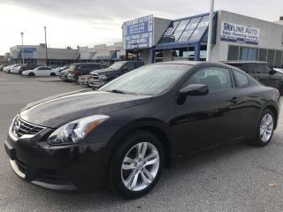 Used 2010 Nissan Altima 2.5 S LEATHER|SUNROOF|BLUETOOTH|HEATED SEATS|ALLOYS for sale in Concord, ON