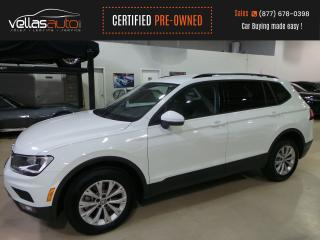 Used 2018 Volkswagen Tiguan TRENDLINE AWD|APPLE CARPLAY CONNECTIVITY for sale in Vaughan, ON