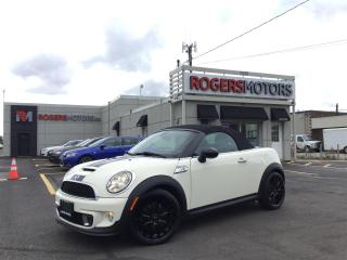 Used 2013 MINI Cooper S SPORT - CONV - LEATHER - SMART KEY for sale in Oakville, ON