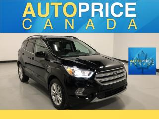 Used 2018 Ford Escape SEL PANOROOF|LEATHER|REAR CAM for sale in Mississauga, ON