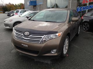 Used 2011 Toyota Venza Cruise / Bluetooh for sale in Sherbrooke, QC