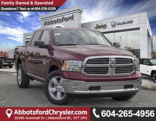 New 2019 RAM 1500 Classic SLT for sale in Abbotsford, BC