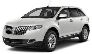 Used 2014 Lincoln MKX for sale in Calgary, AB