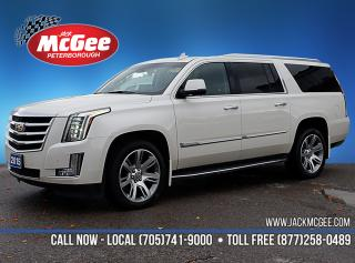 Used 2015 Cadillac Escalade ESV Luxury 6.2L, Full Feat Bkts, Sunroof, NAV, DVD, 22