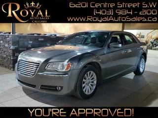Used 2012 Chrysler 300 Touring w/ TOUCHSCREEN, INTEGRATED PHONE for sale in Calgary, AB