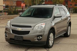 Used 2012 Chevrolet Equinox 2LT AWD | V6 | Leather | CERTIFIED for sale in Waterloo, ON