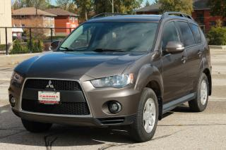 Used 2010 Mitsubishi Outlander LS 7 Passenger  | V6 | AWD | CERTIFIED for sale in Waterloo, ON
