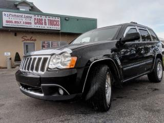Used 2008 Jeep Grand Cherokee Laredo for sale in Bolton, ON