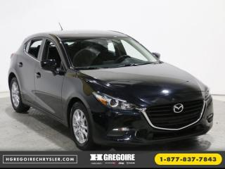 Used 2017 Mazda MAZDA3 GS A/C GR ÉLECT for sale in St-Jérôme, QC