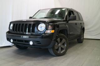 Used 2015 Jeep Patriot HIGH ALTITUDE * 4X4 * CUIR * TOIT * for sale in Laval, QC