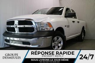 Used 2015 RAM 1500 ST * 4X4 * QUAD CAB * BOITE 6'4 * 6 PASS for sale in Laval, QC