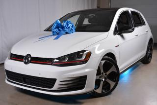 Used 2017 Volkswagen Golf GTI Autobahn 5p Man Cruise adaptatif for sale in Laval, QC