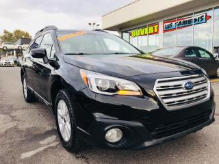 Used 2016 Subaru Outback 2.5I Touring Package for sale in Lévis, QC