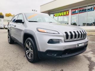 Used 2014 Jeep Cherokee Sport for sale in Lévis, QC