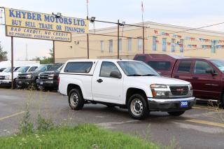 Used 2009 GMC Canyon 4-cylinder for sale in Brampton, ON