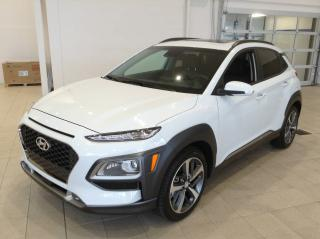 Used 2019 Hyundai KONA AWD ULTIMATE CUIR TOIT +++ for sale in Longueuil, QC
